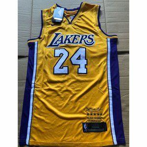 👣Kobe Bryant Jersey #24 Los Angeles Stitched Lake